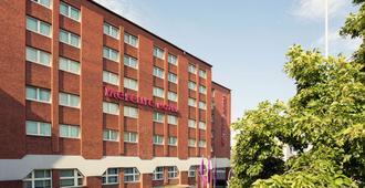 Mercure Hotel Duisburg City - Дуйсбург - Здание