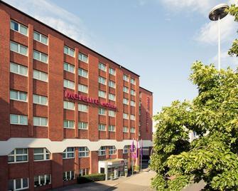 Mercure Hotel Duisburg City - Duisburg - Gebouw