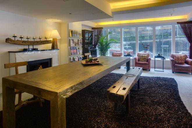 Mini Hotel Central - Hong Kong - Dining room