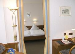 Hotel Lessing-Hof - Braunschweig - Yatak Odası