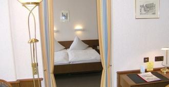 Hotel Lessing-Hof - Μπράουνσβαϊχ - Κρεβατοκάμαρα