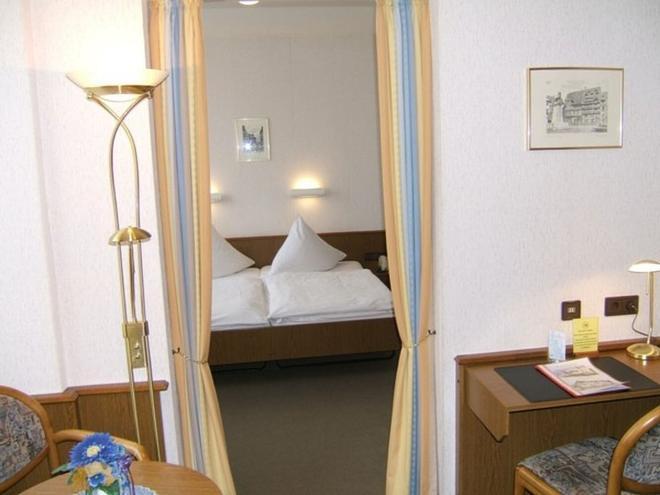 Hotel Lessing-Hof - Μπράουνσβαϊχ