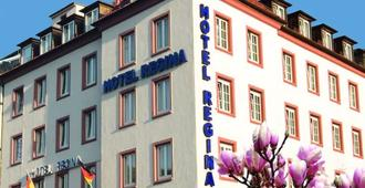 Hotel Regina - וירצבורג - בניין