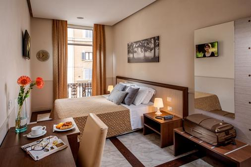 Corso Grand Suite - Rome - Bedroom