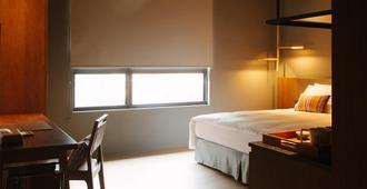 Home Hotel Da-An - Taipéi - Habitación