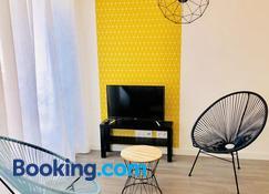 Btobed - Paris Nord Villepinte - Villepinte - Sala de estar