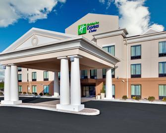 Holiday Inn Express Hotel & Suites Lebanon - Lebanon - Gebouw