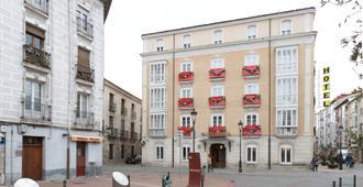 Hotel Norte y Londres - Burgos - Extérieur