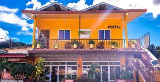 Boquete Town Hostal - Boquete - Gebäude