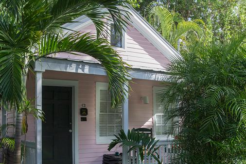 Simonton Court Historic Inn & Cottages - Key West - Rakennus
