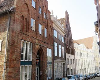 Cvjm Altstadt-Hostel - Lübeck - Gebouw