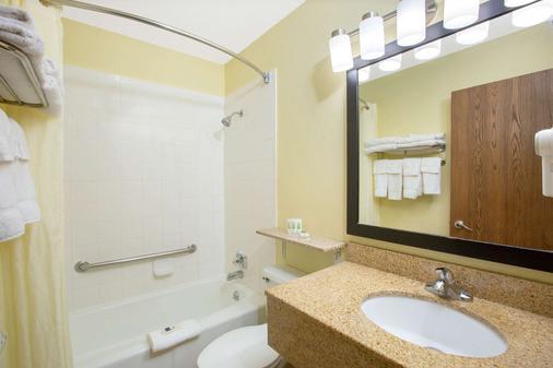 康瑟爾崖阿美瑞辛酒店 - 康索布魯夫斯 - 康瑟爾布拉夫斯 - 浴室