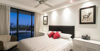 River Plaza Apartments - Brisbane - Camera da letto