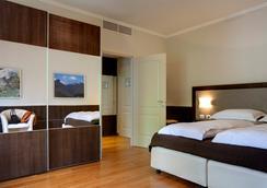 Grand Hotel Presolana - Castione della Presolana - Bedroom