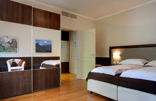 Grand Hotel Presolana - Castione della Presolana - Makuuhuone