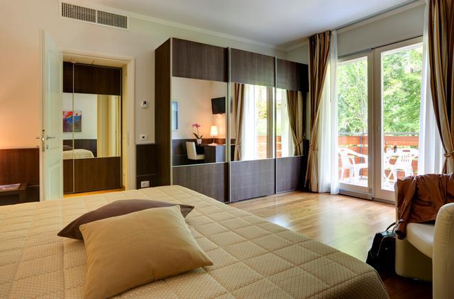 Grand Hotel Presolana - Castione della Presolana - Living room