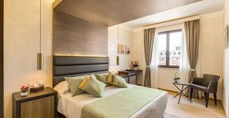 Warmthotel - Roma - Habitación