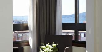Hotel Coia de Vigo - Vigo - Camera da letto