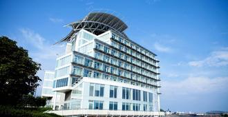 聖大衛酒店 - 加地夫 - 卡地夫 - 建築