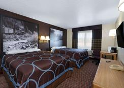 Super 8 by Wyndham Fountain - Fountain - Bedroom