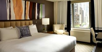 Fifty Hotel & Suites by Affinia - New York - Bedroom