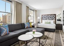 Hotel Spero - San Francisco - Bedroom