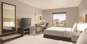 Country Inn & Suites by Radisson, Tampa RJ Stadium - טמפה - חדר שינה