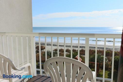 Sea Dip - Myrtle Beach - Balcony
