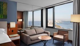 Sheraton Istanbul Ataköy Hotel - Estambul - Sala de estar