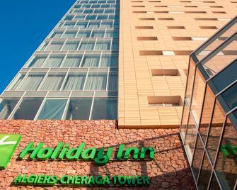 Holiday Inn Algiers - Cheraga Tower - Algier - Gebäude
