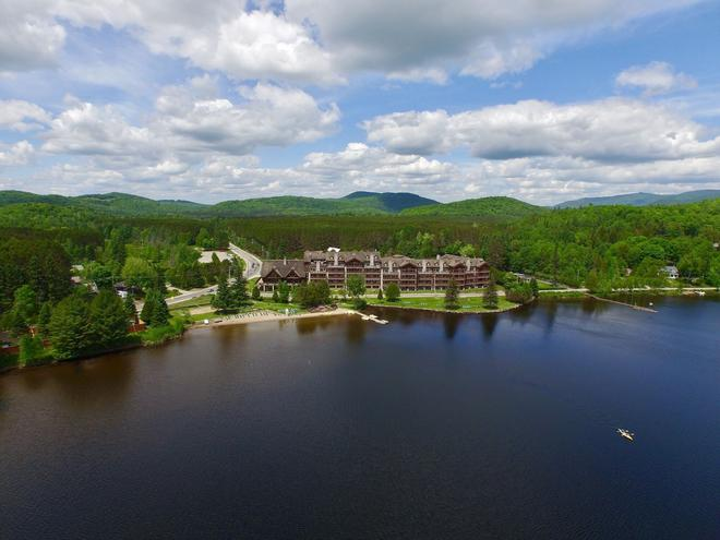 Le Grand Lodge Mont-Tremblant - Mont-Tremblant - Θέα στην ύπαιθρο