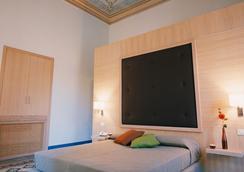 維托里奧威尼托酒店 - 拉古薩 - 拉古薩 - 臥室