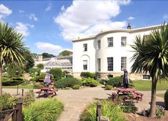Owston Hall Hotel - Doncaster - Building