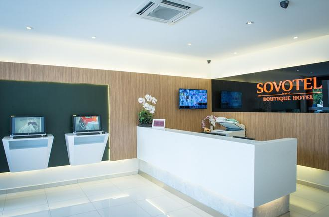 Sovotel Boutique Hotel at Uptown 36 - Kuala Lumpur - Front desk