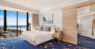 Marriott Vacation Club at Surfers Paradise - Surfers Paradise - Phòng ngủ