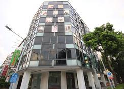 Papa Whale - Kaohsiung Formosa Boulevard - Гаосюн - Здание