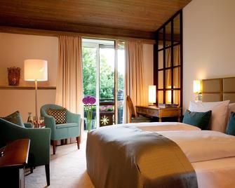 Alpenhof Murnau - Murnau - Schlafzimmer