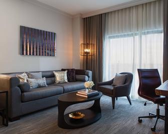 Renaissance Waterford Oklahoma City Hotel - Oklahoma City - Sala de estar