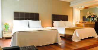 Capsis Hotel Thessaloniki - Thessaloniki - Makuuhuone