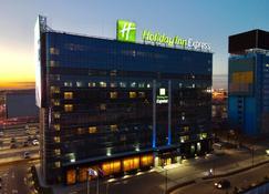Holiday Inn Express Moscow - Sheremetyevo Airport - Moskova - Rakennus