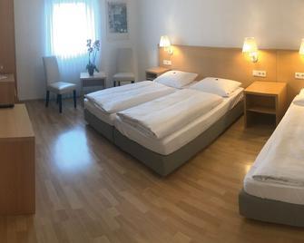 Hotel Weinhaus Selmigkeit - Bingen am Rhein - Slaapkamer