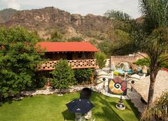 Paradise Hotel Boutique & Lounge - Malinalco - Outdoors view