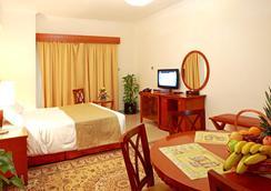 柏杜拜玫瑰花園公寓酒店 - 杜拜 - 臥室