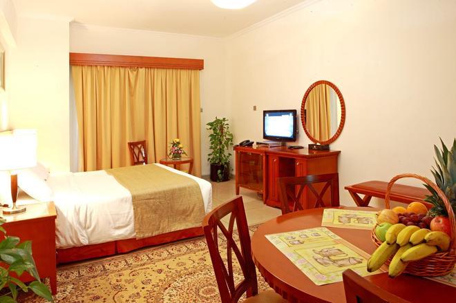 Rose Garden Hotel Apartments - Bur Dubai - Dubai - Makuuhuone