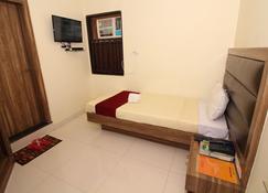Hotel Meera - Raipur - Makuuhuone