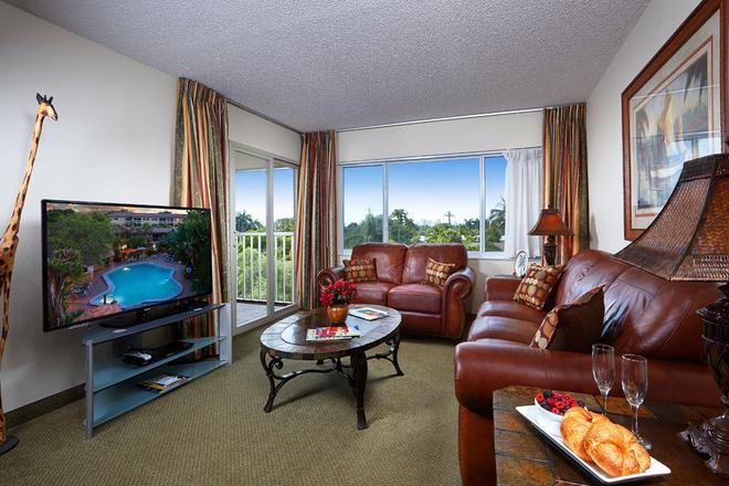 Best Western Naples Inn & Suites - Naples - Living room