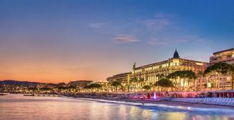 Novotel Suites Cannes Centre - Cannes - Outdoors view