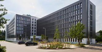sylc. Apartmenthotel - Hamburg - Building