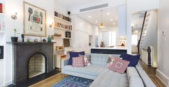 Bergen Street by Onefinestay - Brooklyn - Sala de estar