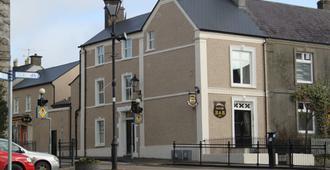 Emmet House - Birr - Edificio